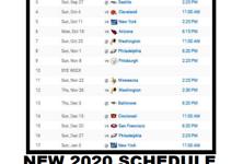 114 Dallas Cowboys 2020 NFL Regular Season Football