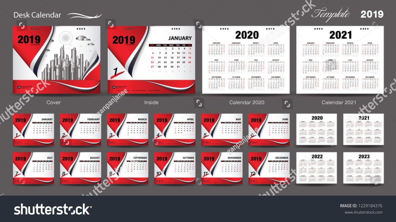 20 Table Calendar 2021 Design Free Download Printable