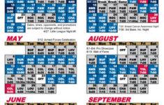 2012 Printable Schedule Syracuse Mets Schedule