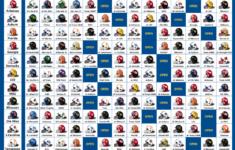 2019 SEC Football Helmet Schedule SEC12 SEC Football