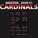 2020 2021 Arizona Cardinals Wallpaper Schedule
