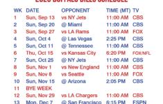 2020 2021 Buffalo Bills Lock Screen Schedule For IPhone 6
