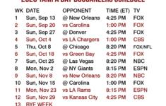 2020 2021 Tampa Bay Buccaneers Lock Screen Schedule For