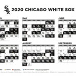 2020 White Sox Broadcast Schedule Is Here
