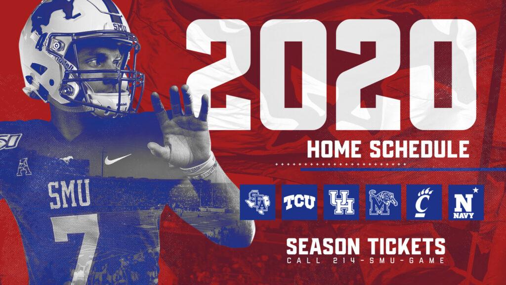 AAC Releases 2020 21 Football Schedule Matrix Mustangs To