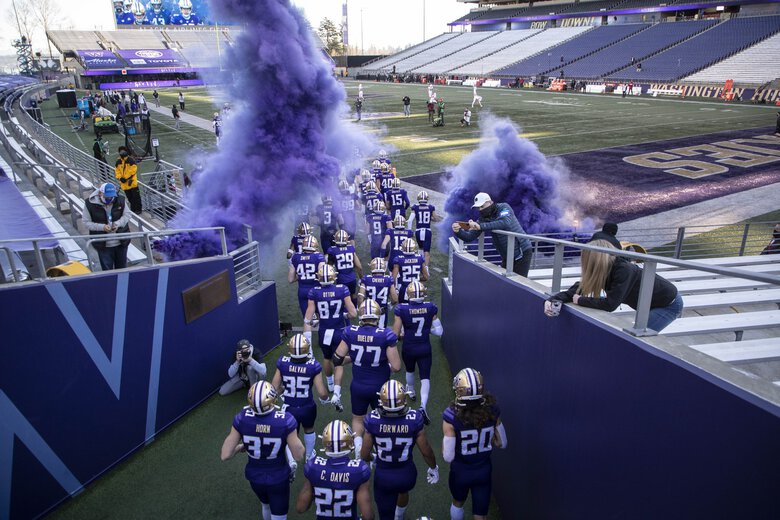 Analysis Ranking All 12 Games Of UW s 2021 Football