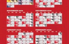 Chicago Blackhawks Schedule 2021 19 Printable