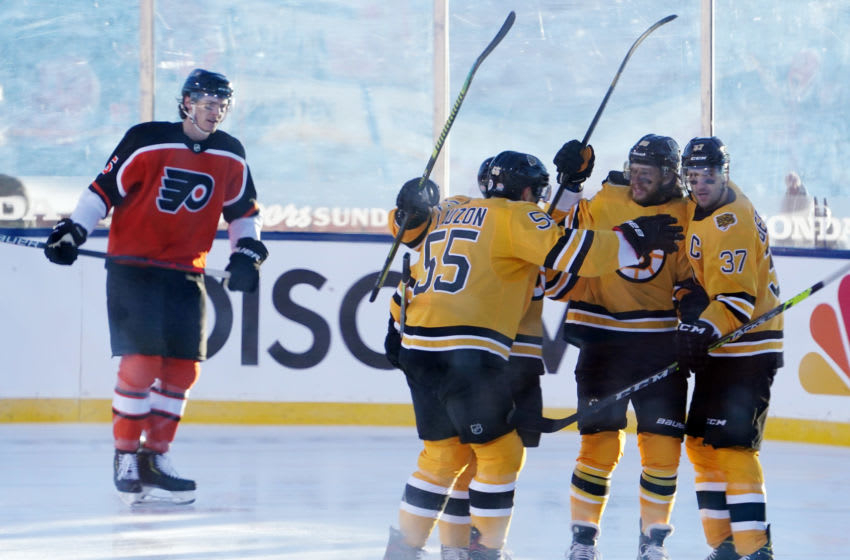 Boston Bruins More Schedule Changes And Lake Tahoe Stats