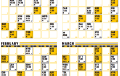 Boston Bruins Printable Schedule That Are Lively Roy Blog