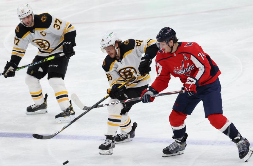 Bruins Vs Capitals 3 3 21 Zdeno Chara Returns To Boston