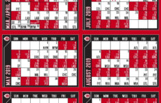Cincinnati Reds On Twitter Here Is Your 2019 Reds
