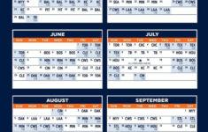 Detroit Tigers 2018 Schedule Released