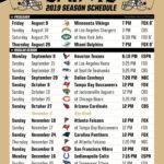 FOX 8 Overtime Podcast 9 Saints Schedule Release LSU
