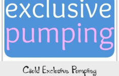 Free Printable Exclusive Pumping Schedule To Help You