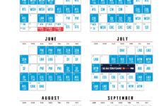 Marlins 2020 Schedule Begins At Home Vs Phillies