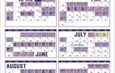 2021 Rockies Schedule Printable