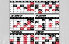 New Jersey Devils Schedule Printable Cheap Online