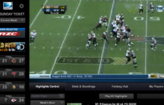 NFL DirecTV Close To New Sunday Ticket Deal Sports