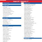 Nfl Weekly Pick Em Grid Printable Team Schedules All