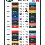 NY JETS Schedule Pdf DocDroid