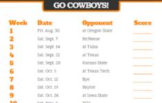 PARKING Oklahoma State Cowboys Vs TCU Horned Frogs