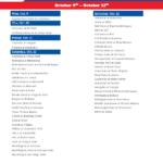 Printable Week 7 College Football Schedule 2019