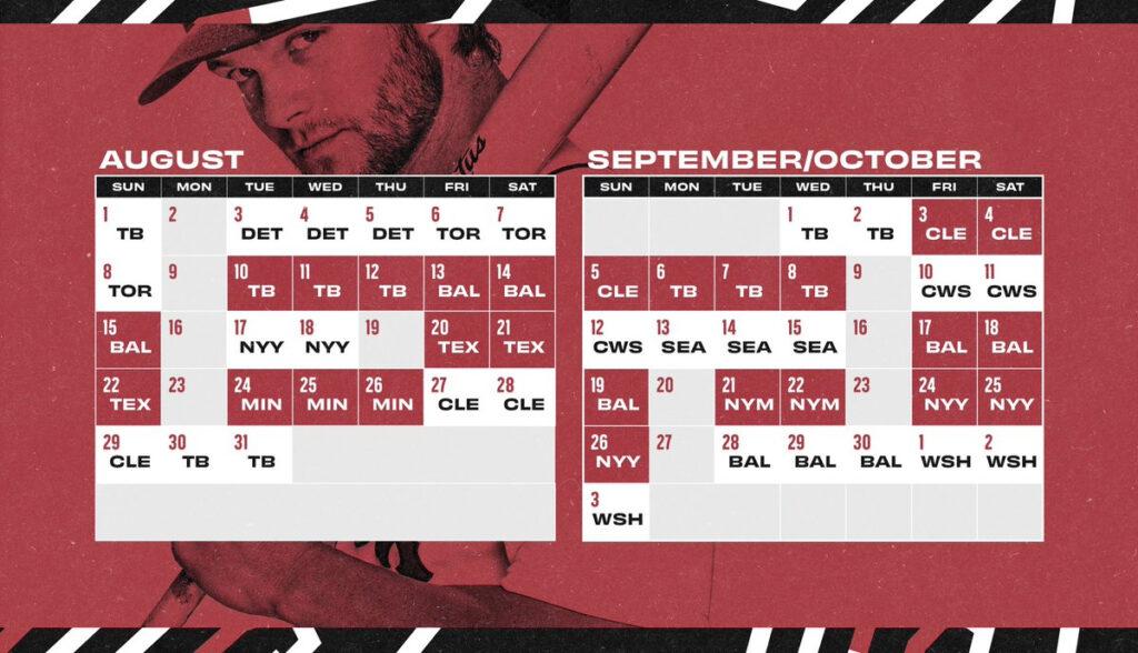 Red Sox Schedule Calendar 2021 Lunar Calendar