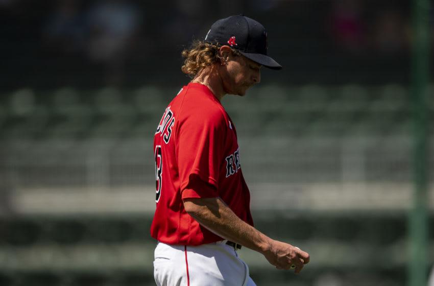 Red Sox Starter Garrett Richards Isn t Worried About Poor