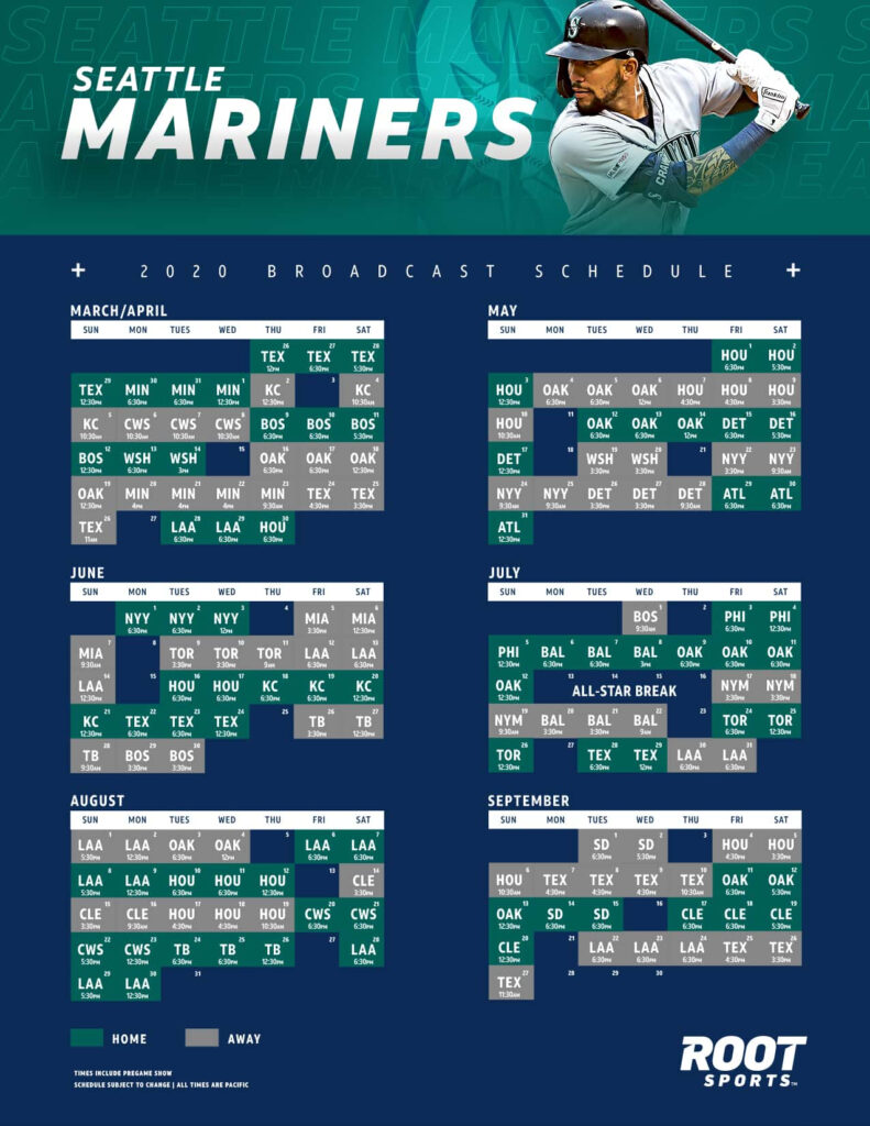 Seattle Mariners ROOT SPORTS
