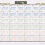 Slim In 6 Printable Calendar Www Beachbodycoach