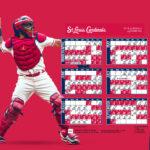 St Louis Cardinals Schedule 2019 Printable