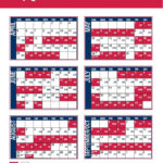 STL Cardinals 2015 Schedule St Louis Baseball Weekly