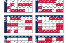 Printable Stl Cardinals Schedule