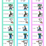 Toileting Visual Schedule Reward Visual For Kids With