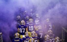 UW Huskies Unveil 2021 Football Schedule The Seattle Times