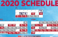 Washington Nationals 2021 Season List Of Games And