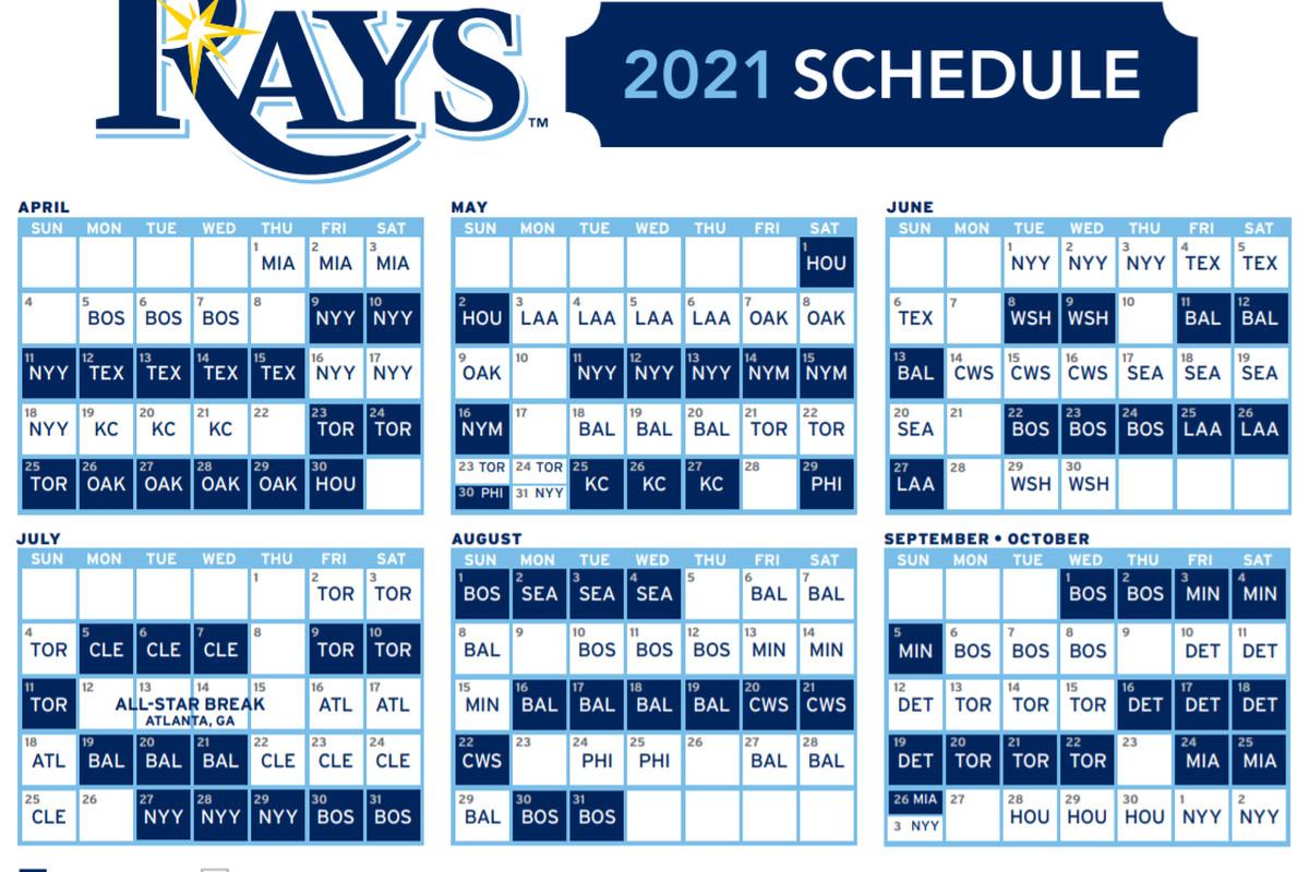 Yankees Calendar Schedule 2021 United States Map