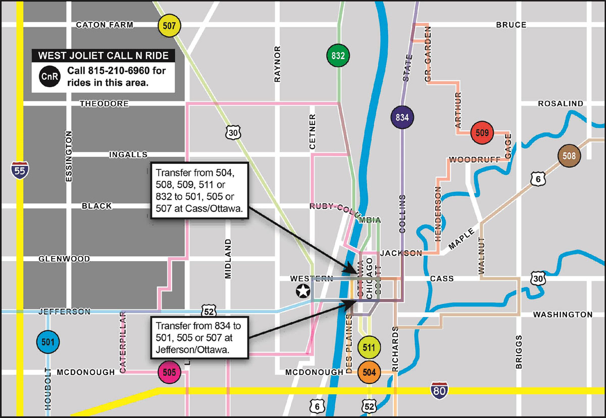 364 Pace Bus Schedule Examples And Forms