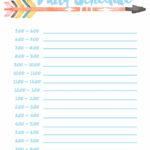 6 Best Printable Daily Schedule By Hour Printablee