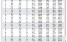 8 Car Loan Amortization Schedules Google Docs Apple