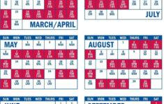 9 99 Huge Philadelphia Phillies Schedule Magnet 2018
