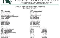 Big 10 Football Schedule 2021
