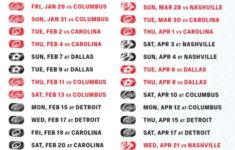Chicago Blackhawks Announce 2020 21 Schedule Bleacher Nation