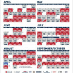 Cleveland Indians 2021 Schedule Features April 5 Home