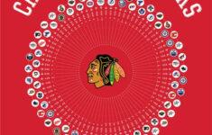 Chicago Blackhawks Printable Schedule