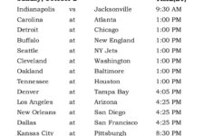 DAR Sports NFL Week 4 Preview DefineARevolution