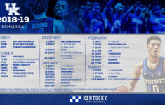 Duke University Basketball Schedule Examples And Forms