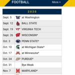 Future Michigan Football Schedules Michigan Football