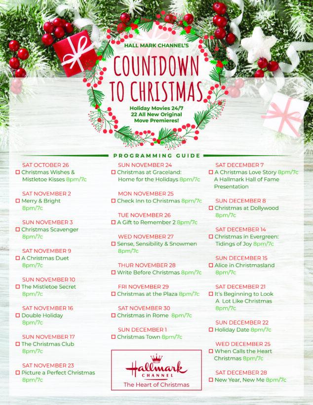 List Of All Lifetime Christmas Movies Carfare me 2019 2020