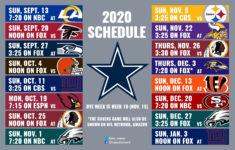 Printable Full Nfl Schedule 2021 Season Best Calendar